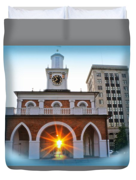 Historic 1 Duvet Cover