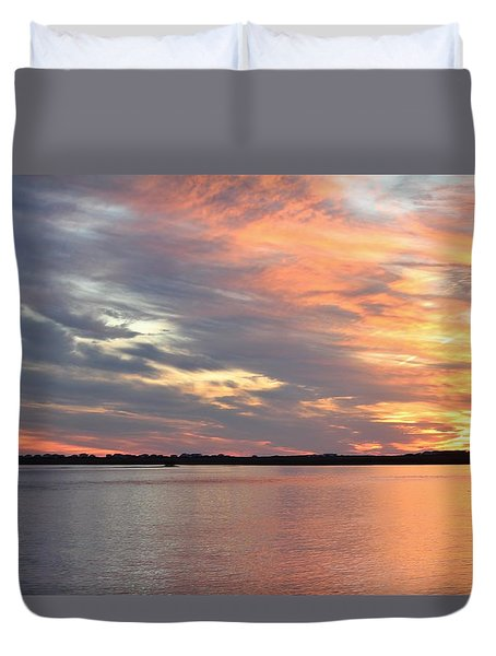 Sunset Magic Duvet Cover