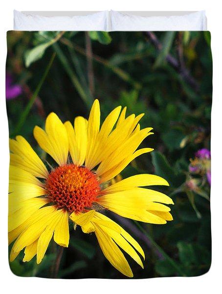Duvet Cover featuring the photograph Sunshine by Craig T Burgwardt