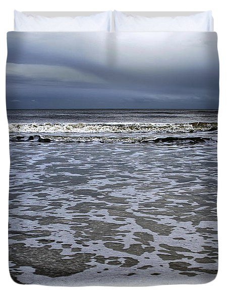 Surf And Beach Duvet Cover