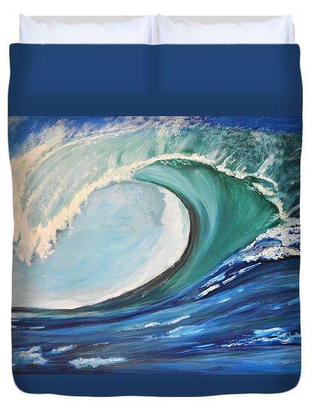 Surf's Up Duvet Cover