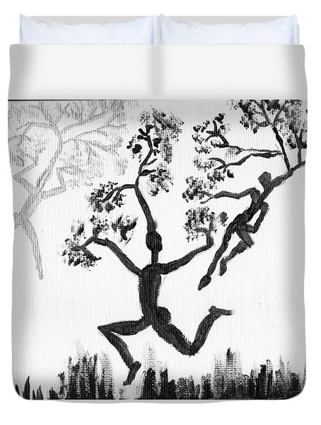 Surreal Duvet Cover