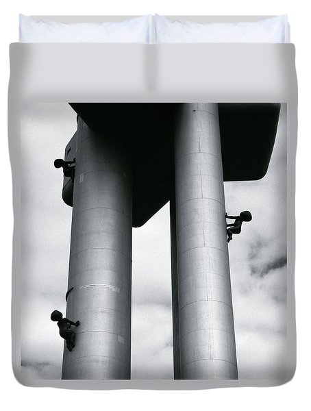 Surrealist Art Duvet Cover