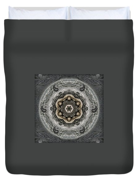 Surrender To The Journey Duvet Cover