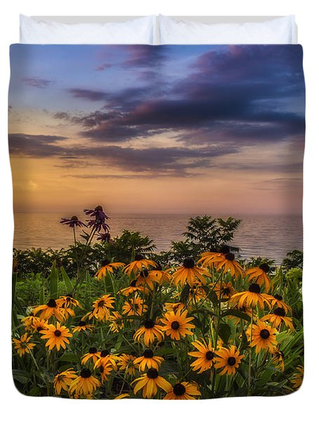 Susan's Sunset Duvet Cover