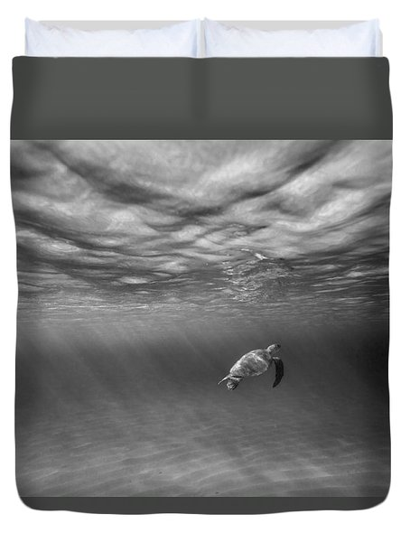 Suspended Animation. Duvet Cover