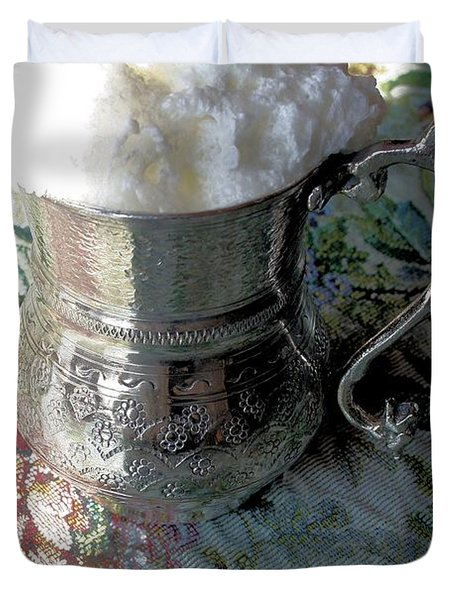 Susurluk Ayrani Duvet Cover by Tracey Harrington-Simpson