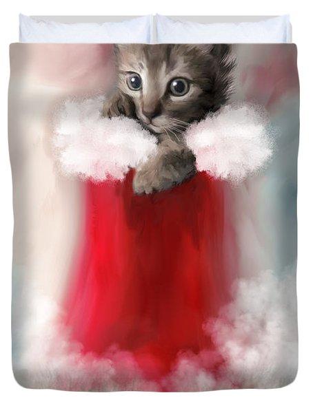 Sweet Christmas Duvet Cover