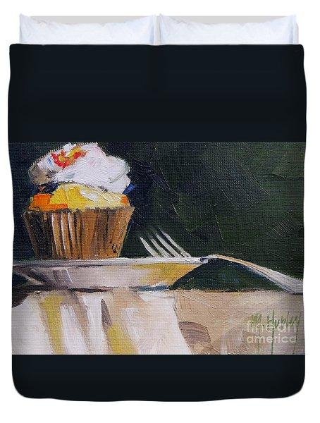 Sweet Cupcake Duvet Cover