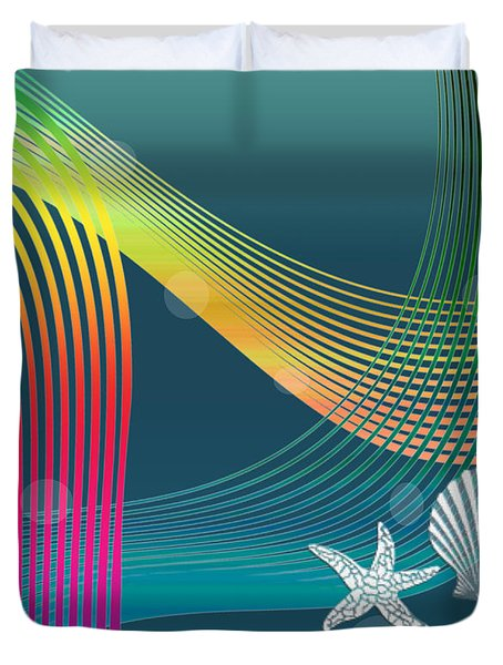Sweet Dreams2 Abstract Duvet Cover