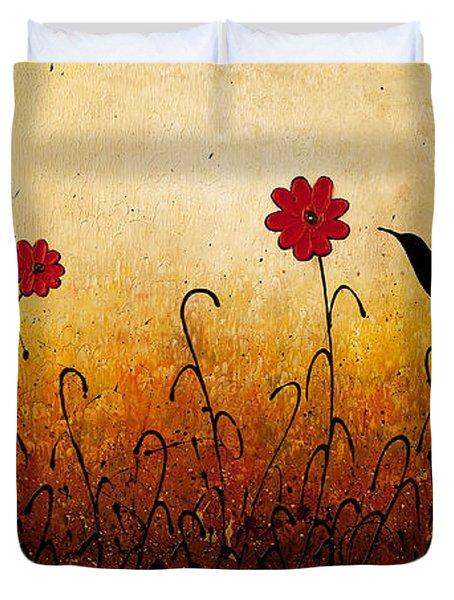 Sweet Inspiration Duvet Cover