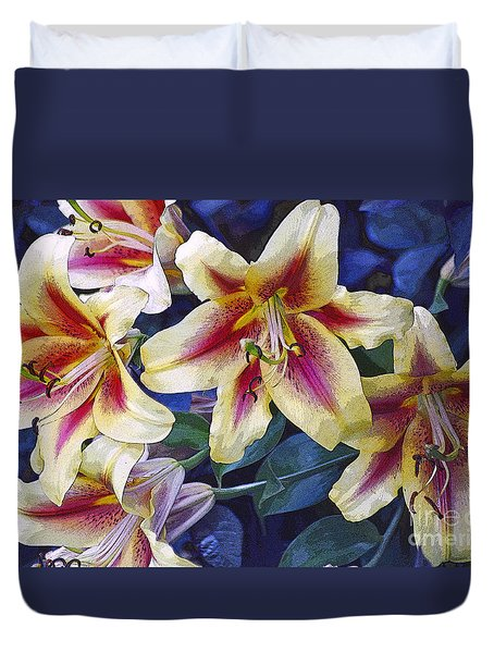 Sweet Summer Time  Duvet Cover
