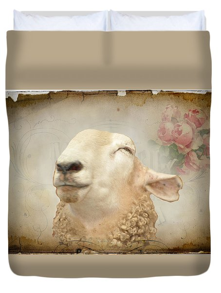 Sweety Pie Duvet Cover