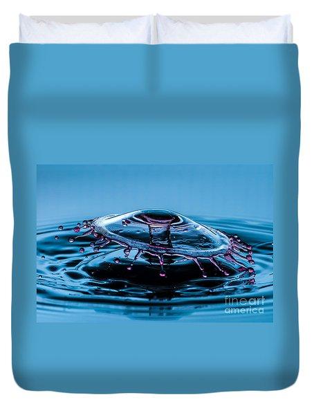 Swinger Water Splash Duvet Cover