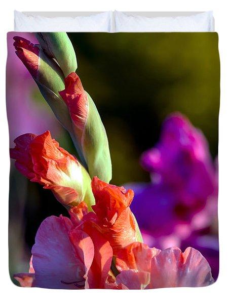 Sword Lily 3 Duvet Cover