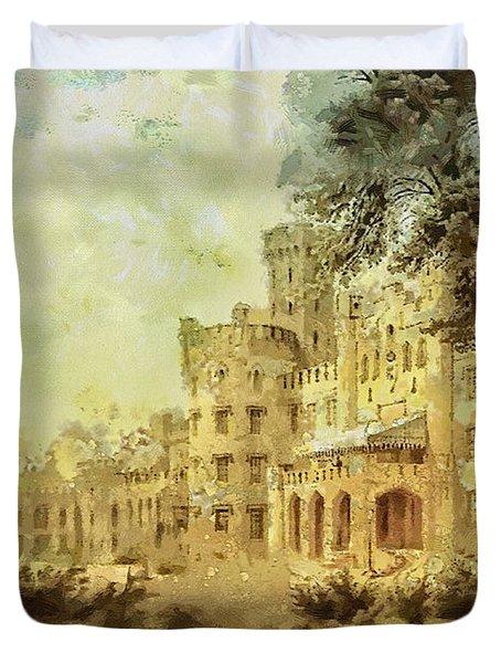 Sybillas Palace Duvet Cover