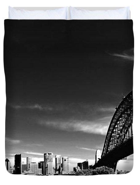 Sydney Duvet Cover