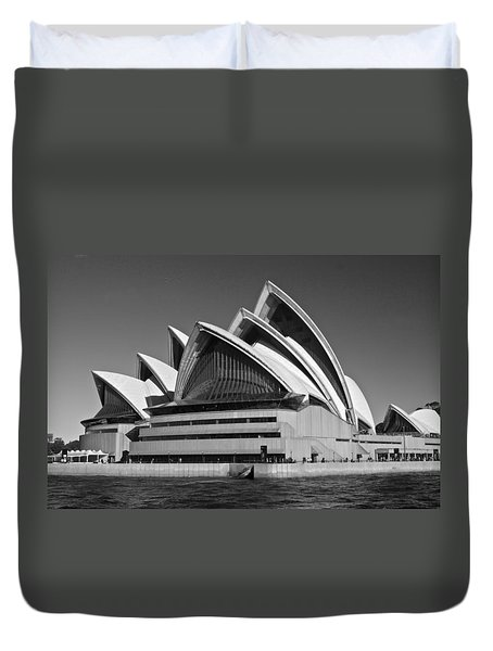 Sydney Opera House Duvet Cover by Venetia Featherstone-Witty