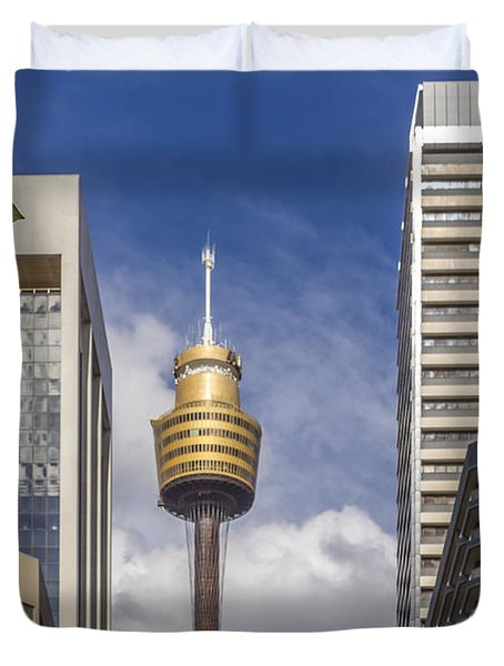 Sydney Tower Duvet Cover