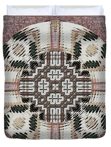 Symmetrica 314 Duvet Cover by Nedunseralathan R