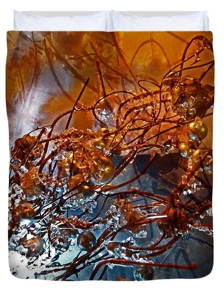 Synapses Duvet Cover