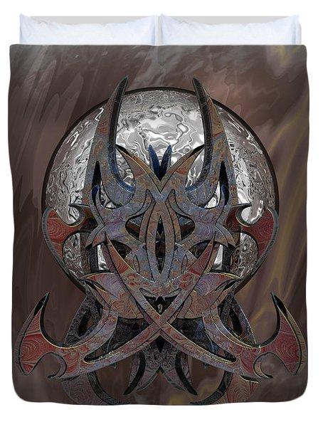 T Tat B 9/ Craftsman Duvet Cover