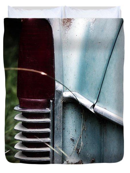 Tail Light Duvet Cover