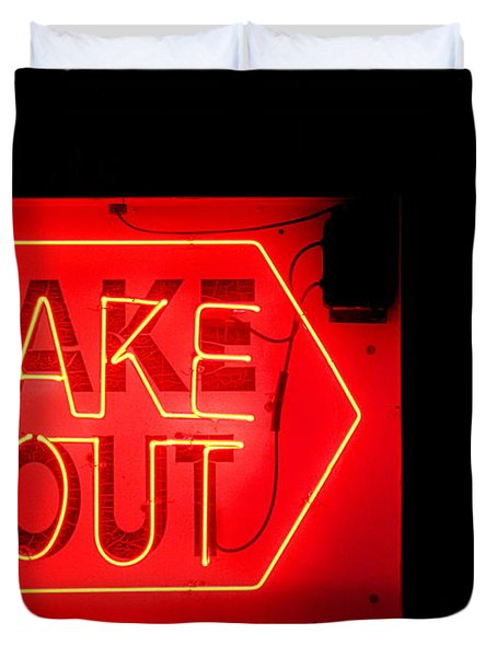 Take Out Duvet Cover