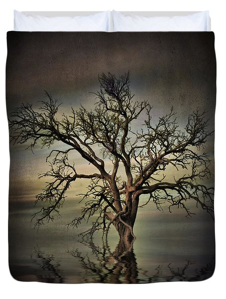 Tangled Limbs Duvet Cover