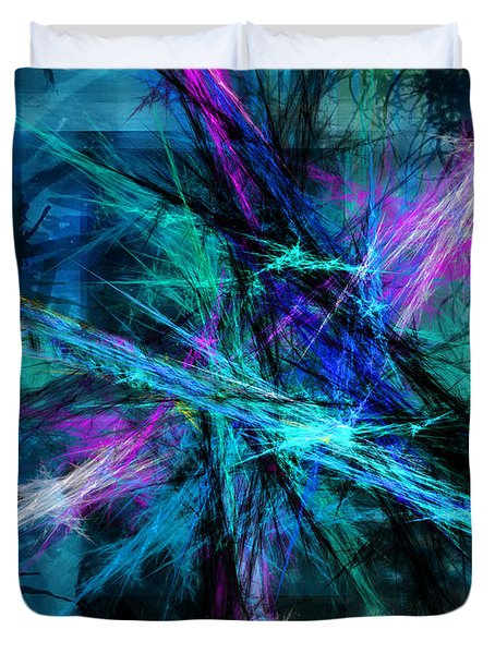 Tangled Web Duvet Cover