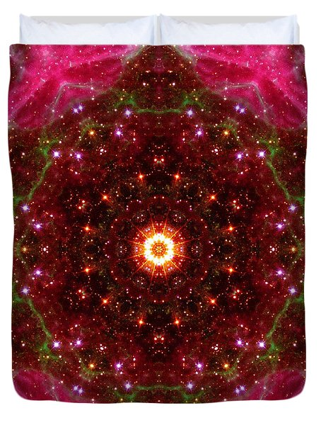 Tarantula Nebula IIi Duvet Cover