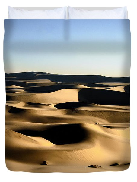 Tatooine Duvet Cover by A Rey