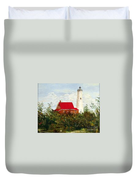 Tawas Duvet Cover by Lee Piper