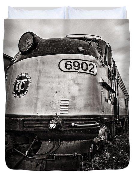 Tc 6902 Duvet Cover by CJ Schmit