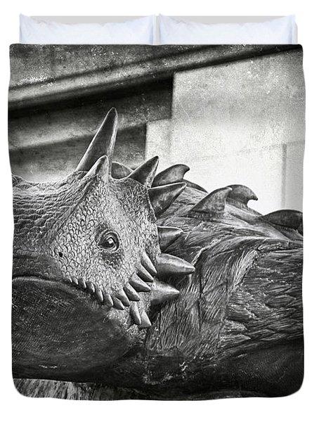 Tcu Horned Frog 2014 Duvet Cover