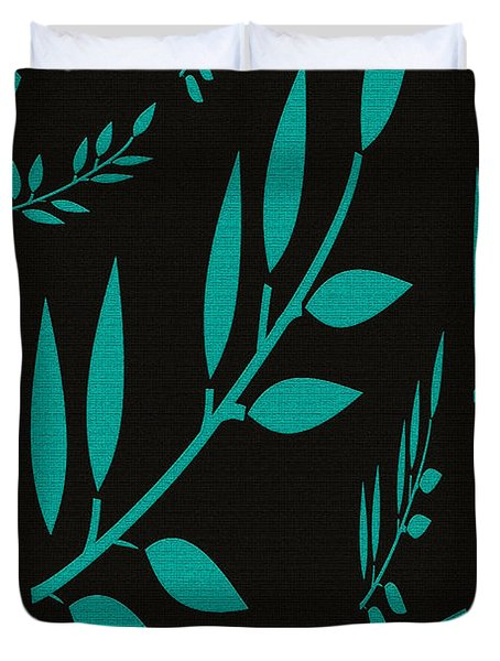 Teal Treasure Duvet Cover by Aimee L Maher Photography and Art Visit ALMGallerydotcom