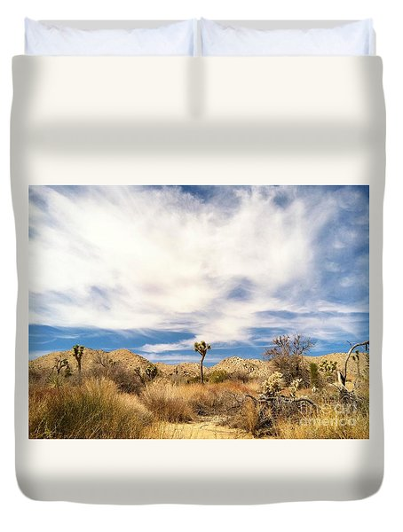 Joshua Beauty Duvet Cover