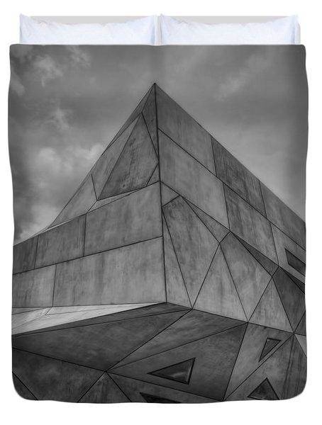 Tel Aviv Museum  Duvet Cover