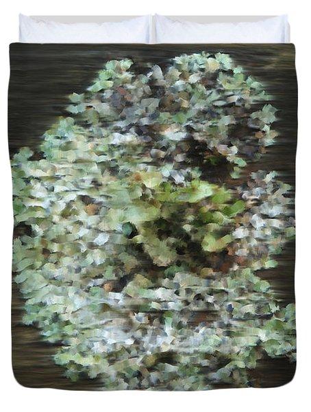 Tenacity Duvet Cover by Michelle Twohig