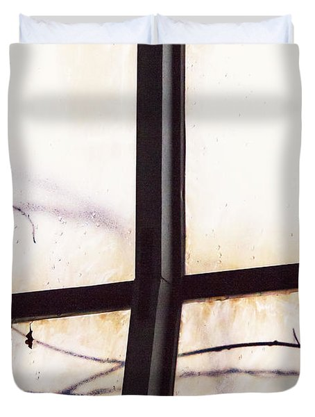 Tendrils Duvet Cover by Margie Hurwich