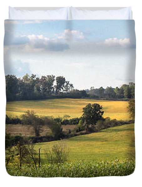 Tennessee Valley Duvet Cover