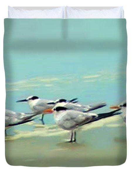 Tern Tern Tern Duvet Cover
