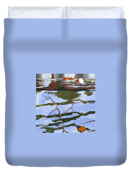 Sports Cushion Tp B Duvet Cover