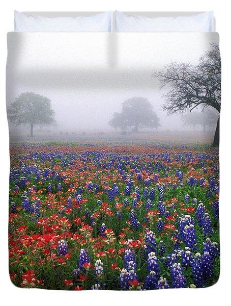 Texas Spring - Fs000559 Duvet Cover