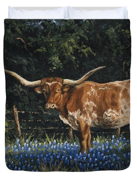 Texas Traditions Duvet Cover