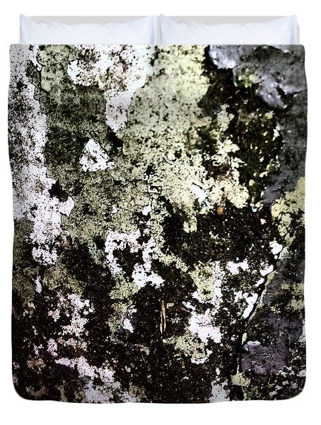 Flaky 3 Duvet Cover