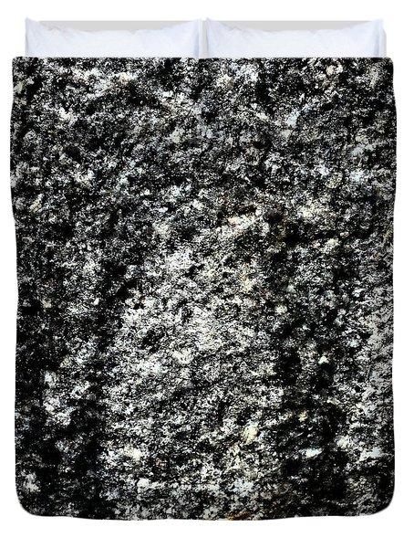 Textured 3 Duvet Cover