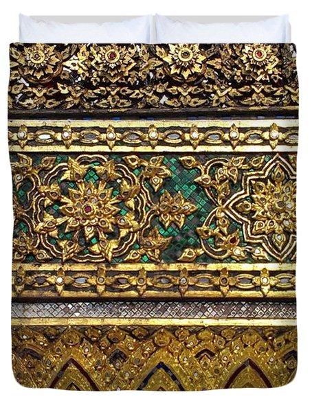 Thai Kings Grand Palace Duvet Cover
