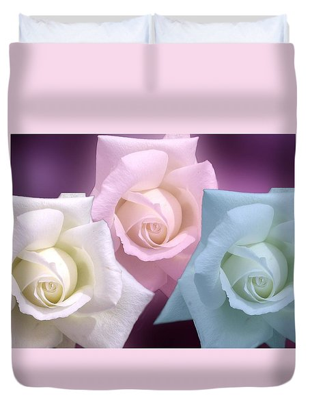 The 3 Graces Duvet Cover