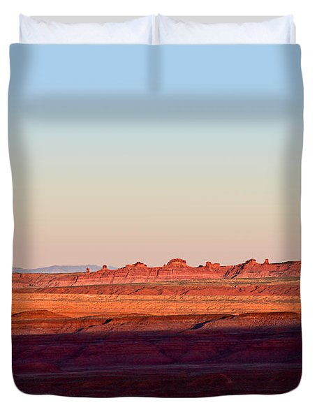 The American Southwest Duvet Cover by Christine Till